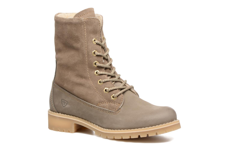 Bottines et boots Tamaris Carla Marron vue détail/paire