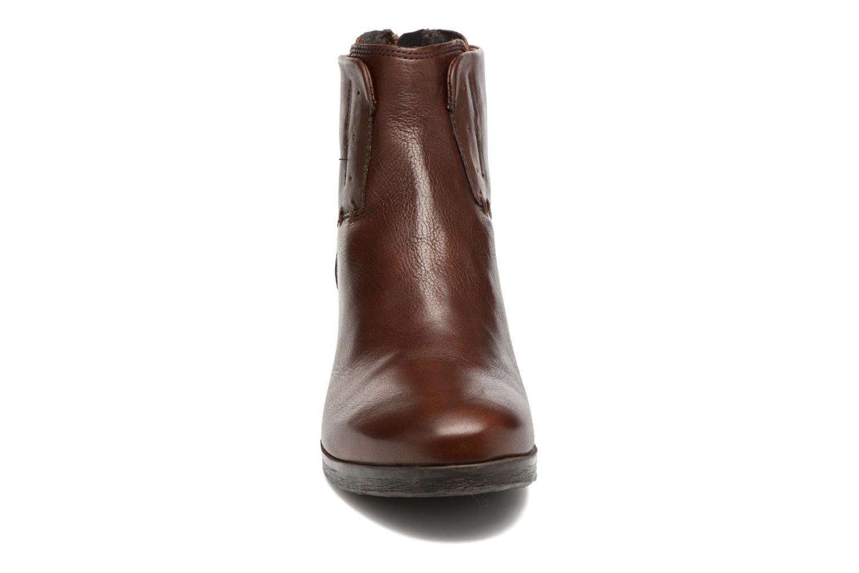 Bottines et boots Khrio Sablo Marron vue portées chaussures