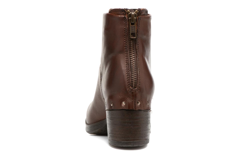 Bottines et boots Khrio Sablo Marron vue droite