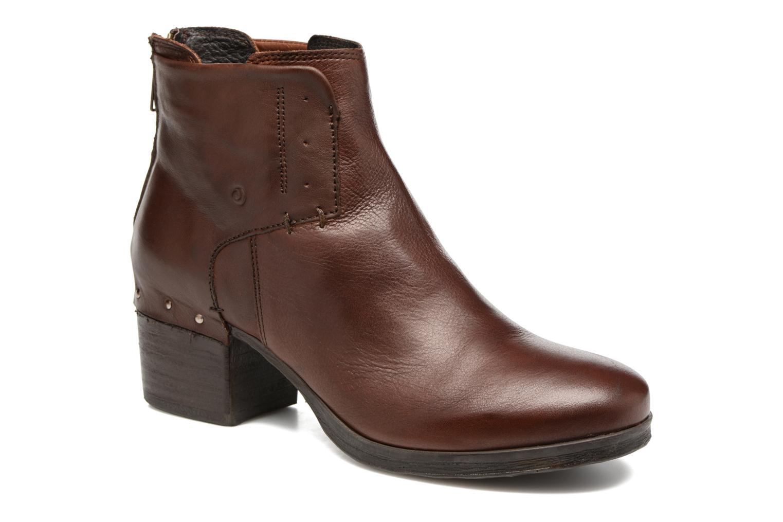 Bottines et boots Khrio Sablo Marron vue détail/paire