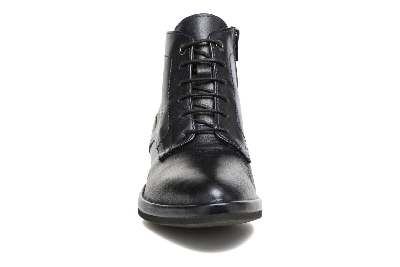 Bottines et boots Khrio Spritz Bleu vue portées chaussures