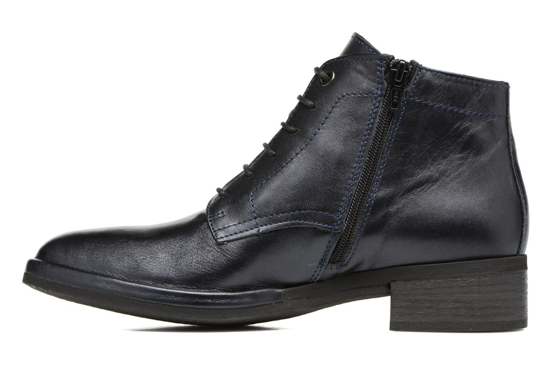 Bottines et boots Khrio Spritz Bleu vue face