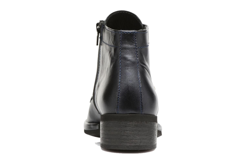 Bottines et boots Khrio Spritz Bleu vue droite