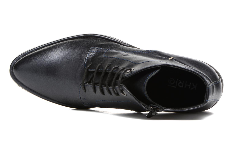 Bottines et boots Khrio Spritz Bleu vue gauche