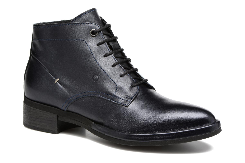 Bottines et boots Khrio Spritz Bleu vue détail/paire