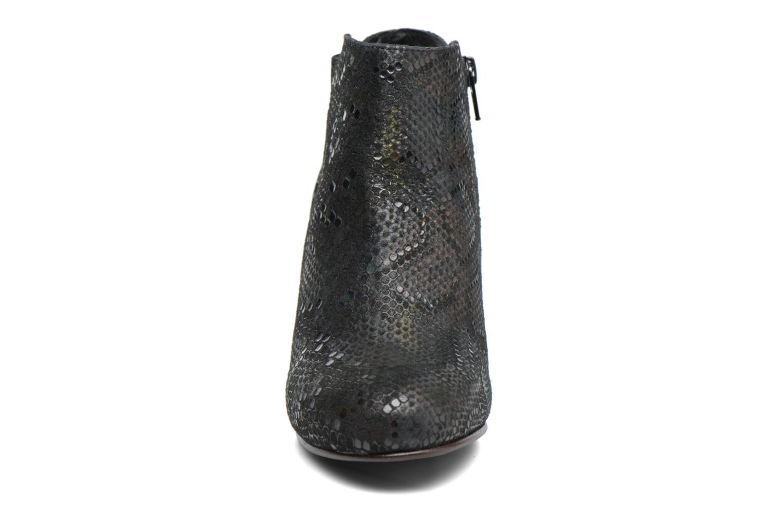 Bottines et boots Ippon Vintage Kate Snake Noir vue portées chaussures