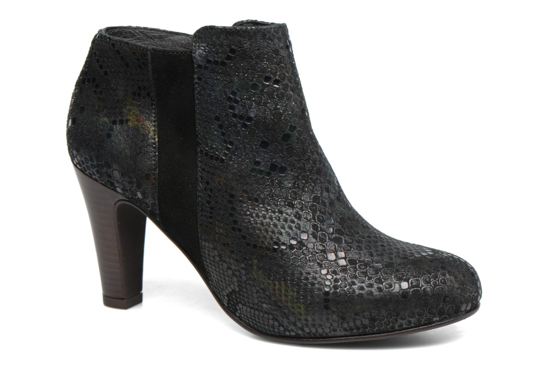 Bottines et boots Ippon Vintage Kate Snake Noir vue détail/paire
