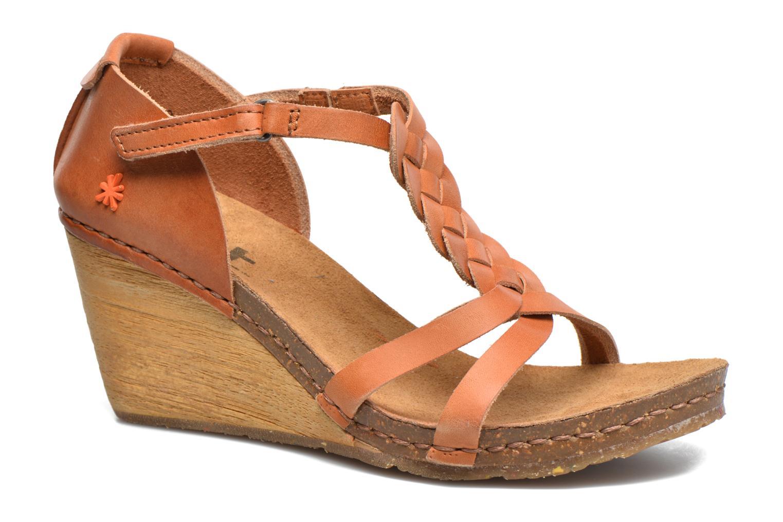 Sandales et nu-pieds Art Valby 438 Marron vue détail/paire