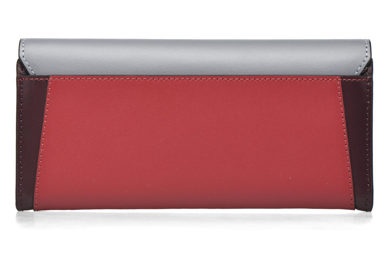 Wallets & cases Le Tanneur Porte monnaie Lily long 8 cc Multicolor front view