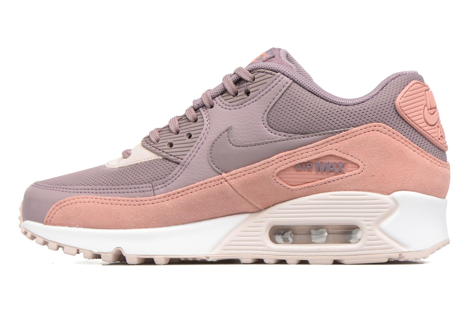 Baskets Nike Wmns Air Max 90 Rose vue face