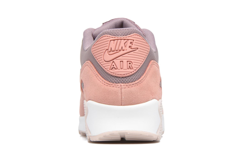 Baskets Nike Wmns Air Max 90 Rose vue droite
