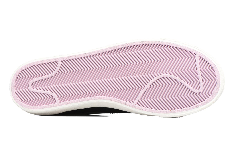 Sneakers Nike Blazer Low Svart bild från ovan