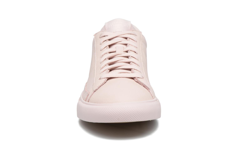 Sneaker Nike Blazer Low beige schuhe getragen