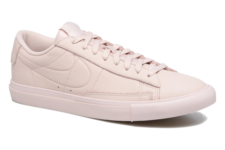 Deportivas Nike Blazer Low Beige vista de detalle / par