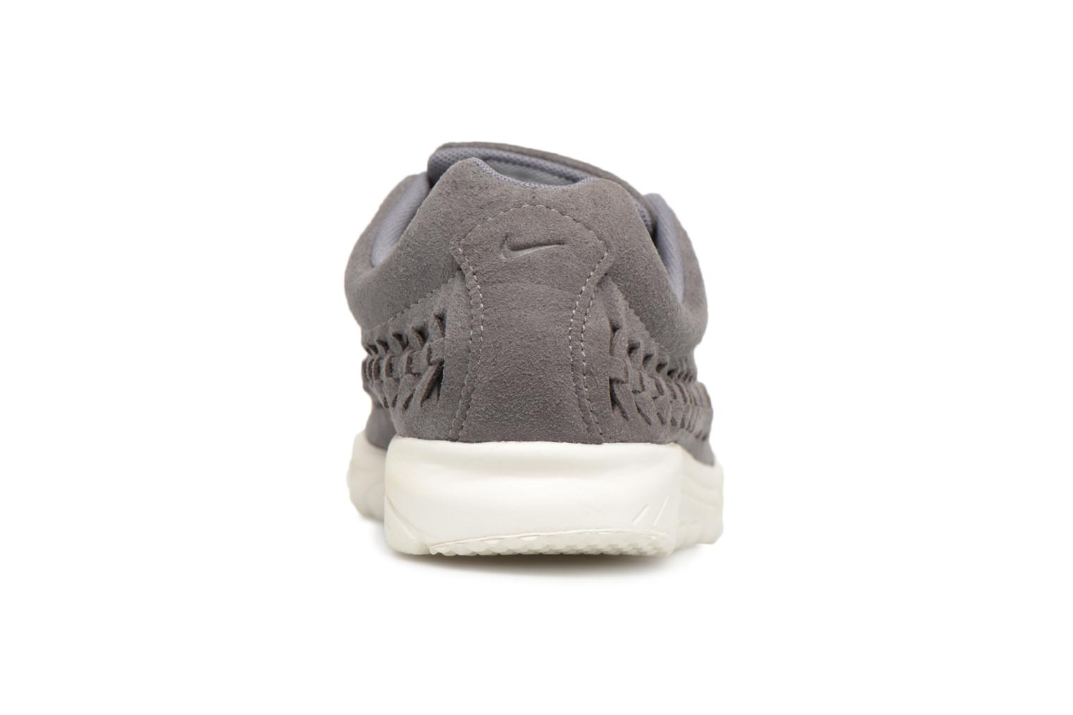 Trainers Nike Nike Mayfly Woven Grey view from the right
