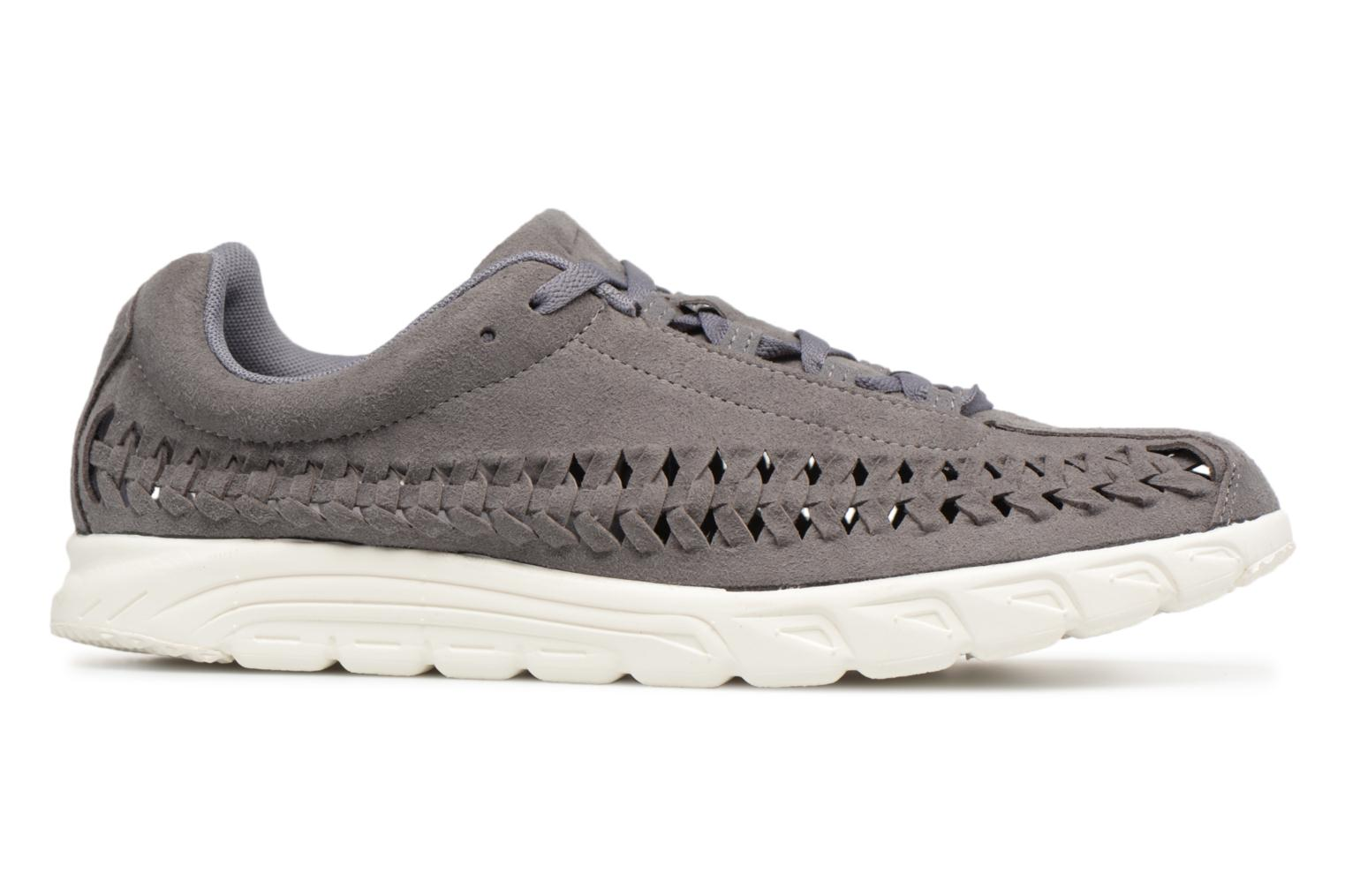 Trainers Nike Nike Mayfly Woven Grey back view