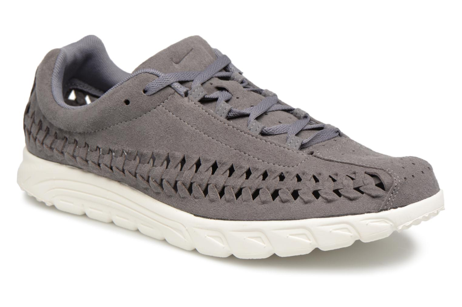 Trainers Nike Nike Mayfly Woven Grey detailed view/ Pair view