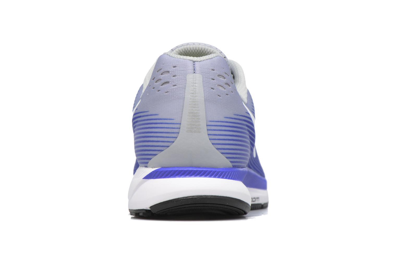 Zapatillas de deporte Nike Nike Air Zoom Pegasus 34 Azul vista lateral derecha