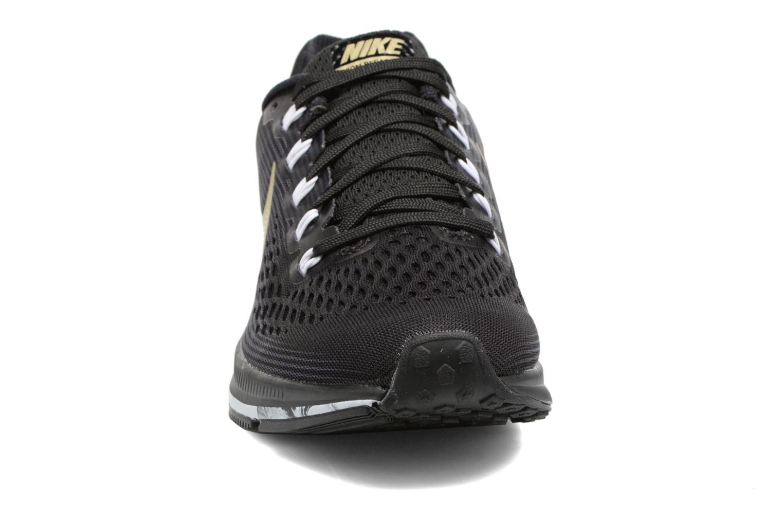 Chaussures de sport Nike Wmns Nike Air Zoom Pegasus 34 Noir vue portées chaussures