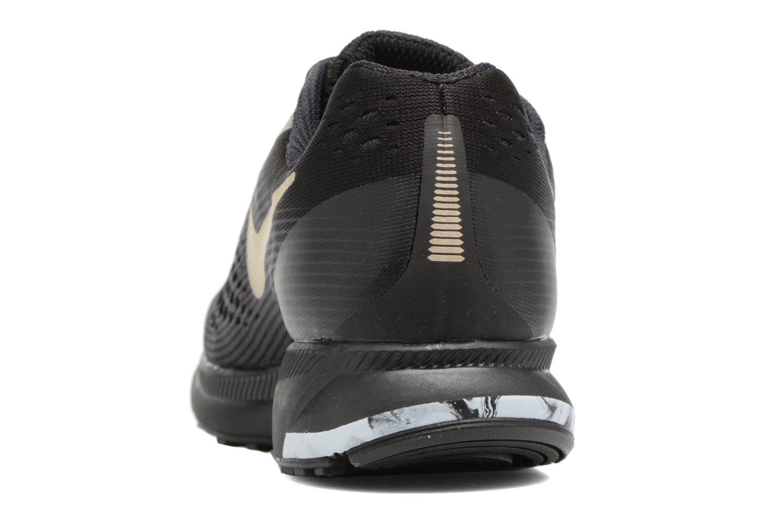 Chaussures de sport Nike Wmns Nike Air Zoom Pegasus 34 Noir vue droite