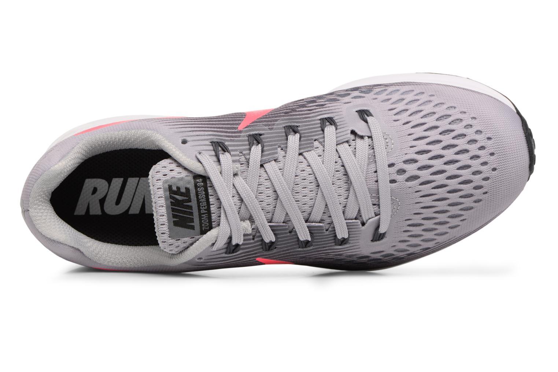 Chaussures de sport Nike Wmns Nike Air Zoom Pegasus 34 Gris vue gauche