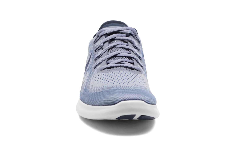 Sportschuhe Nike Nike Free Rn 2017 grau schuhe getragen