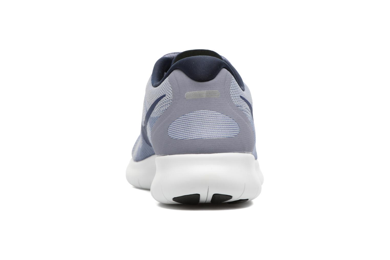 Sportschoenen Nike Nike Free Rn 2017 Grijs rechts