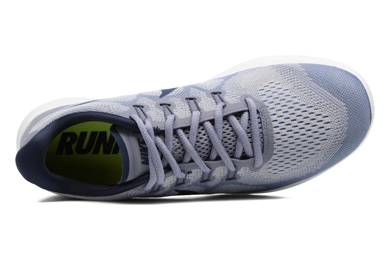 Sportskor Nike Nike Free Rn 2017 Grå bild från vänster sidan