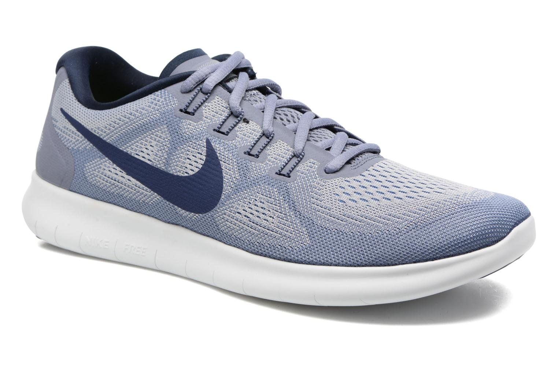Sportschoenen Nike Nike Free Rn 2017 Grijs detail