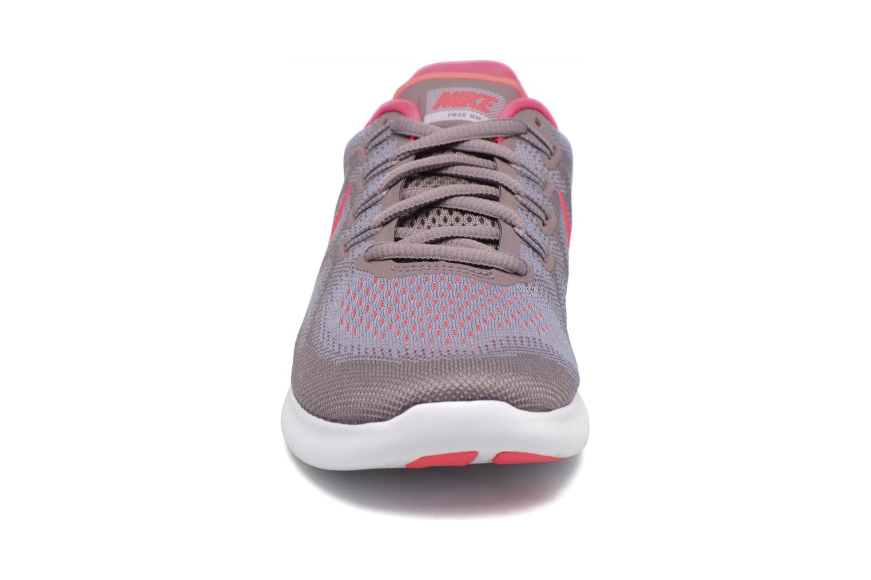 Sport shoes Nike Wmns Nike Free Rn 2017 Purple model view