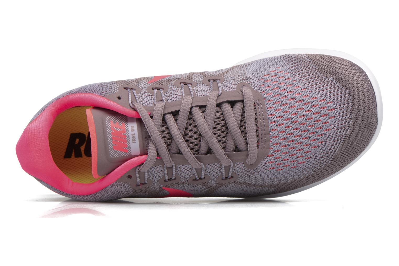 Scarpe sportive Nike Wmns Nike Free Rn 2017 Viola immagine sinistra