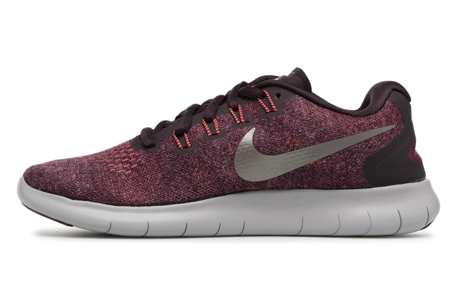 Sport shoes Nike Wmns Nike Free Rn 2017 Purple front view