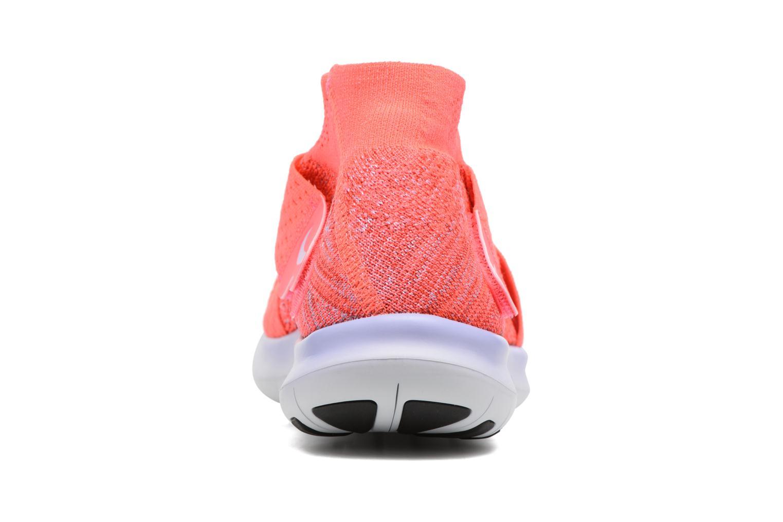 Sportssko Nike W Nike Free Rn Motion Fk 2017 Rød Se fra højre