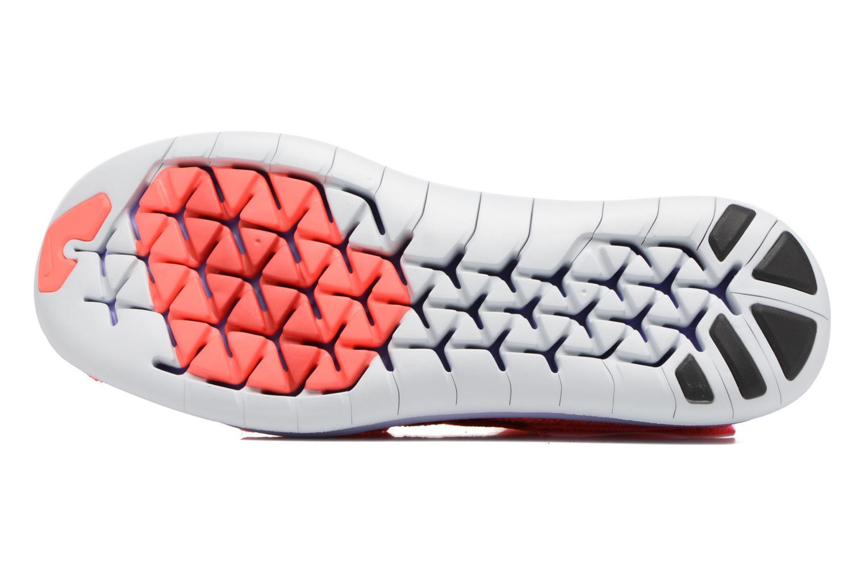 Sportschuhe Nike W Nike Free Rn Motion Fk 2017 rot ansicht von oben
