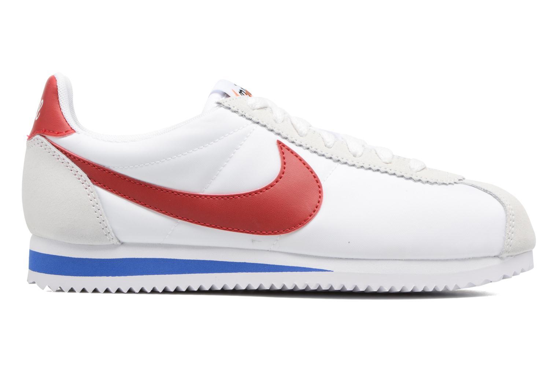 Baskets Nike W Classic Cortez Leather Se Blanc vue derrière