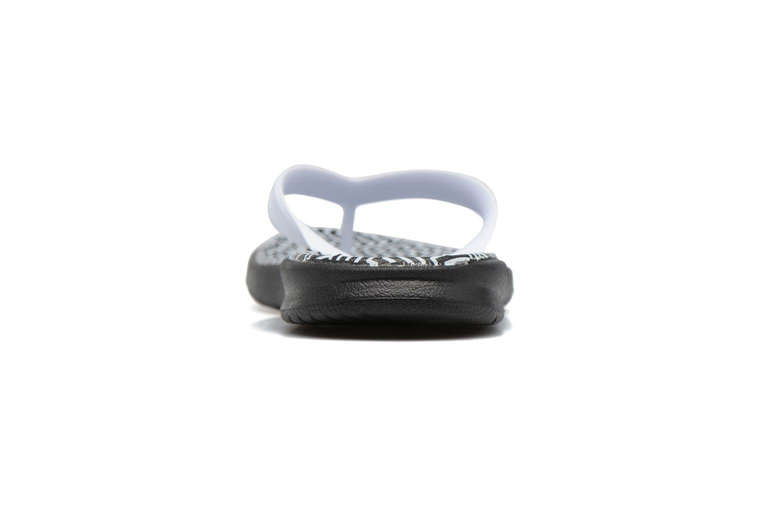 Flip flops Nike Nike Solay White view from the right