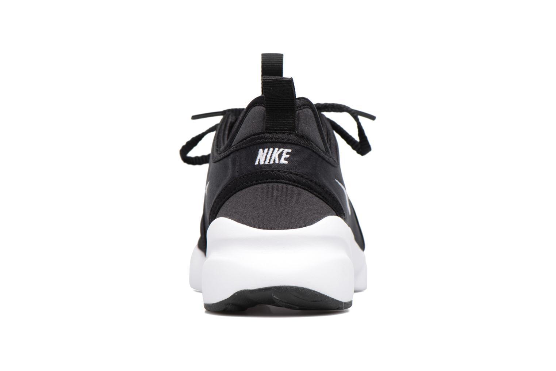 W Nike Loden Black/White-White