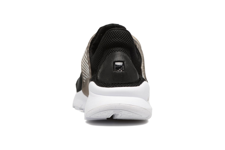 Sneakers Nike Wmns Solay Thong Print Sort Se fra højre