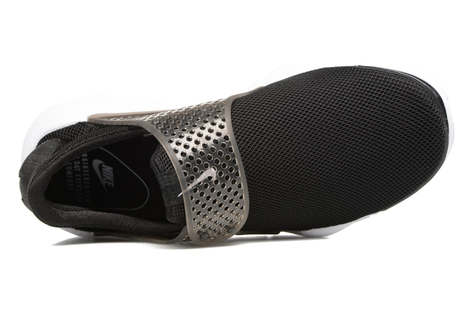 Sneakers Nike Wmns Solay Thong Print Sort se fra venstre