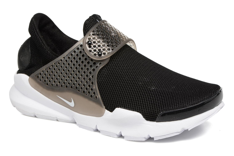 Sneakers Nike Wmns Solay Thong Print Sort detaljeret billede af skoene