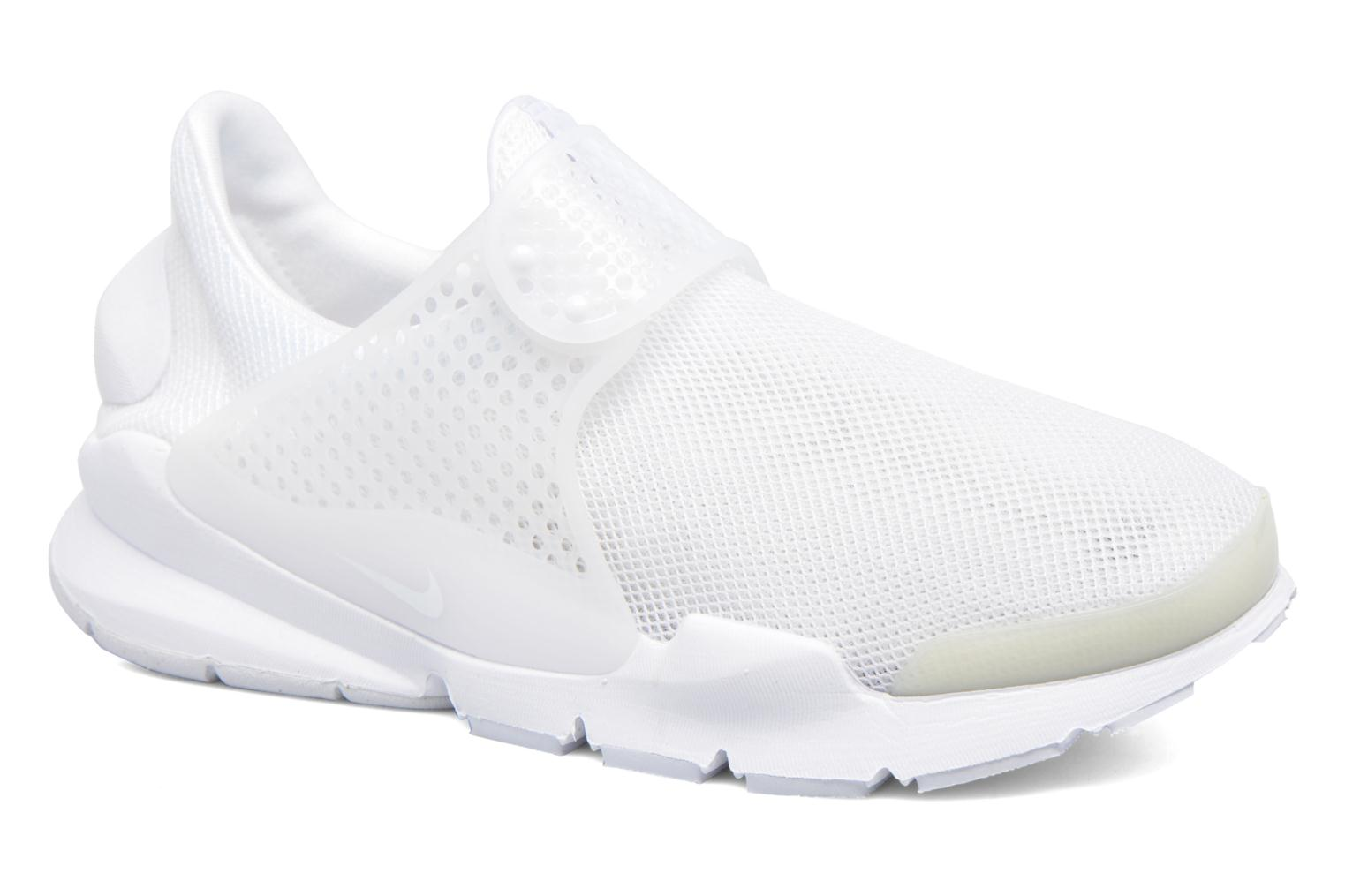 Trainers Nike Wmns Nike Sock Dart Br White detailed view/ Pair view
