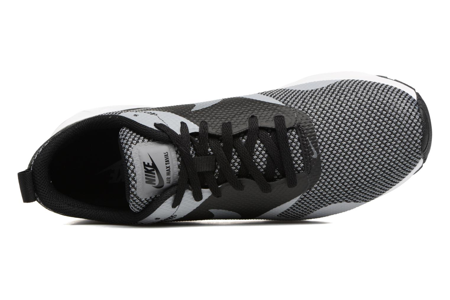 Trainers Nike Nike Air Max Tavas Prm Black view from the left