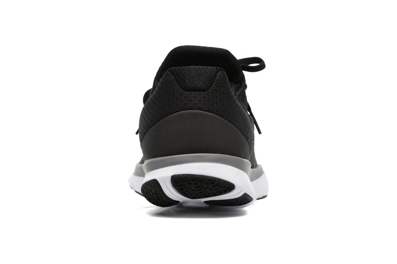 Sportschuhe Nike Nike Free Trainer V7 schwarz ansicht von rechts
