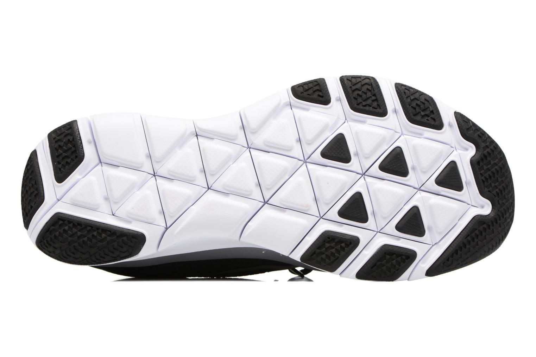 Sportschuhe Nike Nike Free Trainer V7 schwarz ansicht von oben