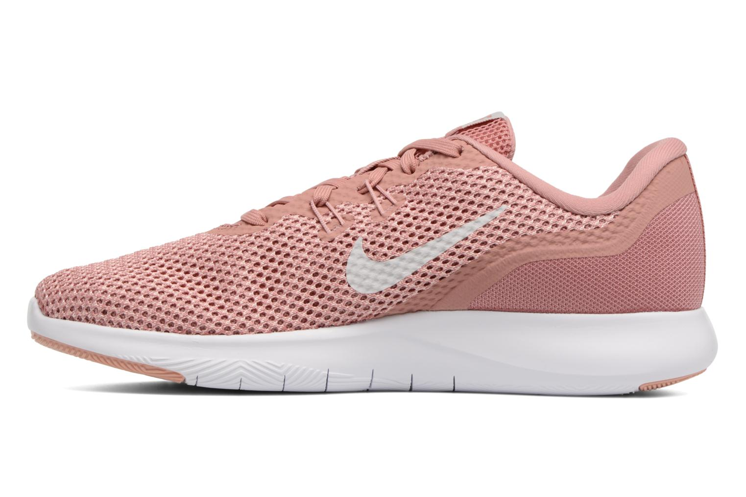 Sport shoes Nike W Nike Flex Trainer 7 Pink front view