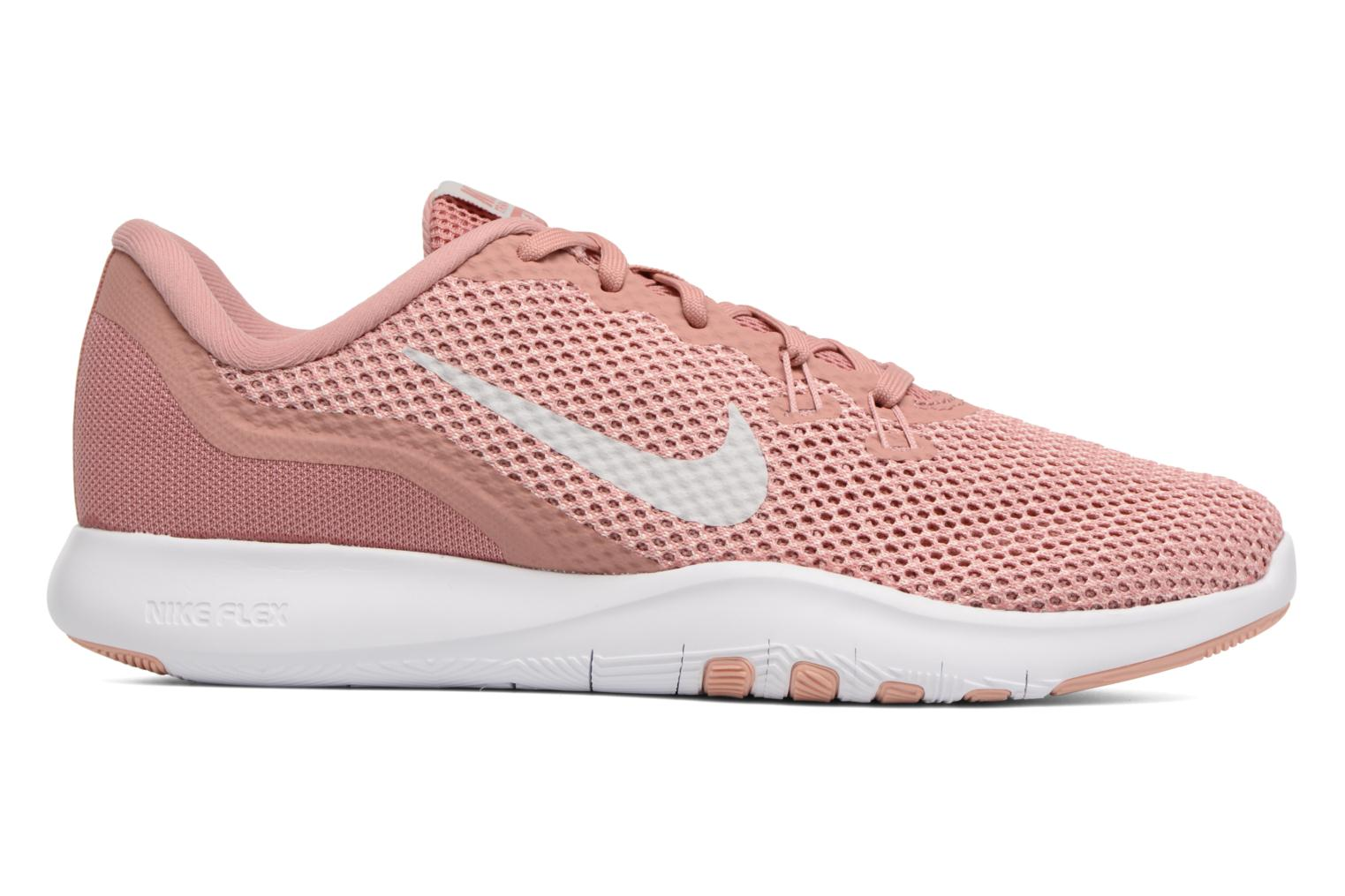 Sport shoes Nike W Nike Flex Trainer 7 Pink back view