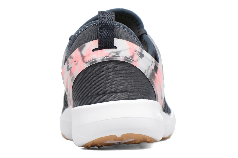 Sportschuhe Nike Wmns Nike Free Tr 7 grau ansicht von rechts