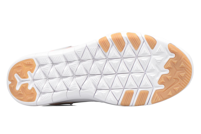 Sportschuhe Nike Wmns Nike Free Tr 7 grau ansicht von oben