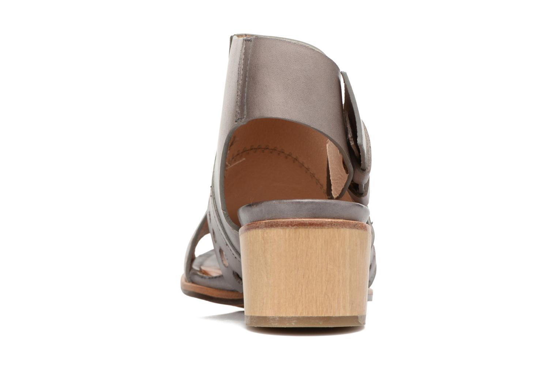 Sandales et nu-pieds Neosens Callet S149 Gris vue droite