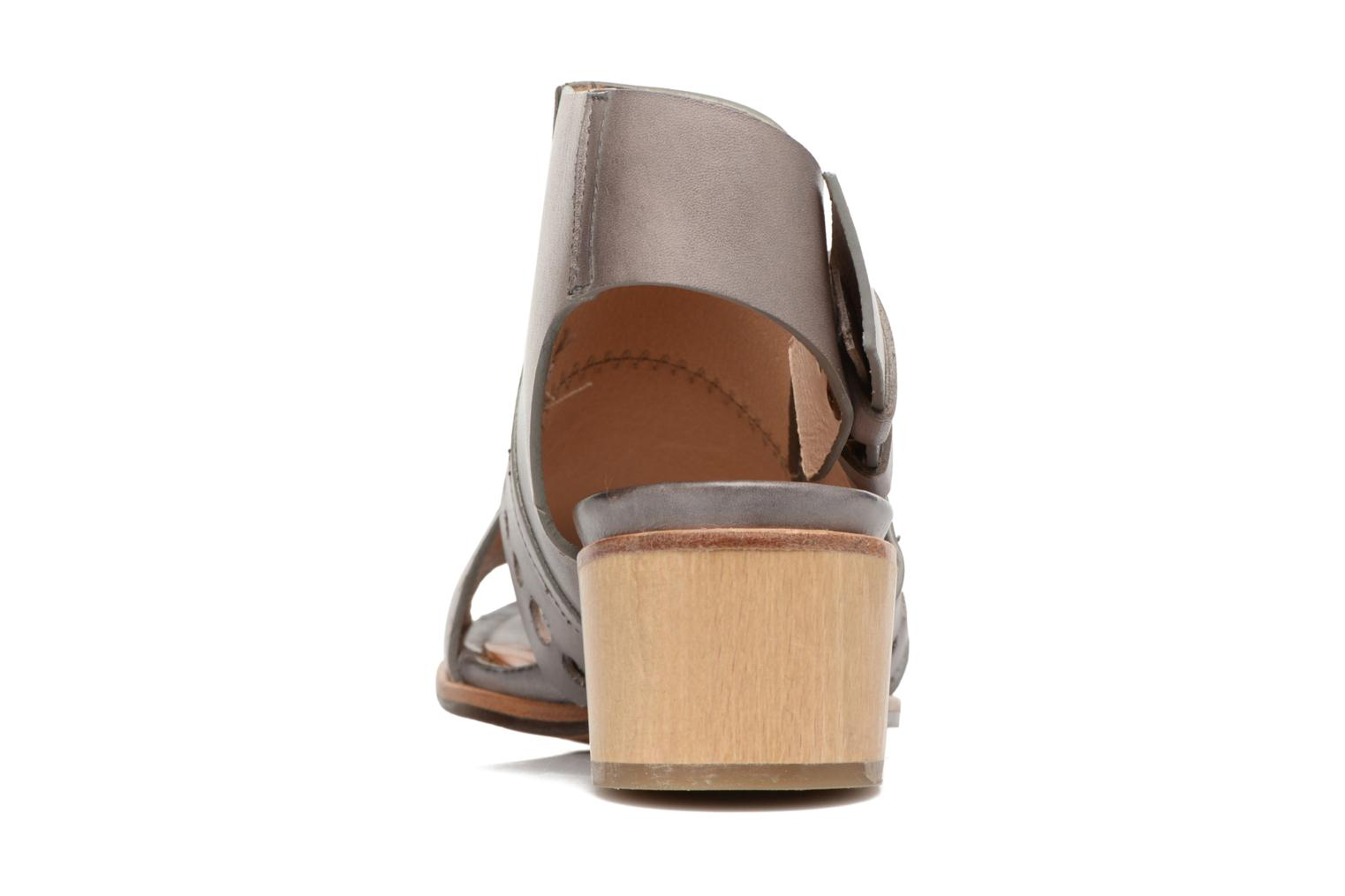 Sandals Neosens Callet S149 Grey view from the right